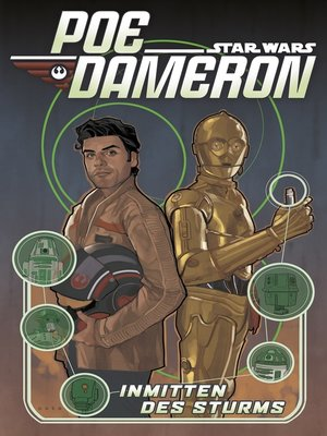 cover image of Star Wars --Poe Dameron II--Inmitten des Sturms