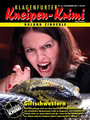 cover image of Giftschwestern