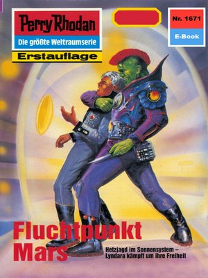 cover image of Perry Rhodan 1671