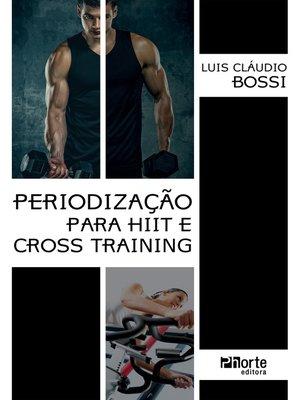 cover image of Periodização para HIIT e cross training
