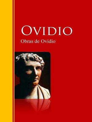cover image of Obras de Ovidio