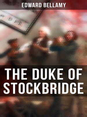 cover image of THE DUKE OF STOCKBRIDGE