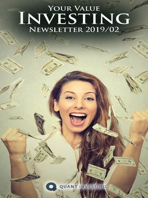 cover image of 2018 02 Your Value Investing Newsletter by Quant Investing / Dein Aktien Newsletter / Your Stock Investing Newsletter