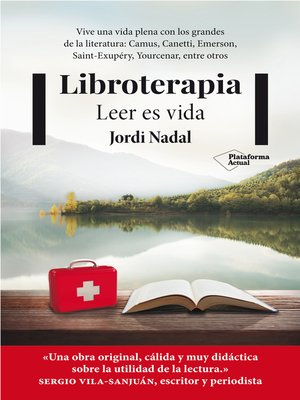 cover image of Libroterapia