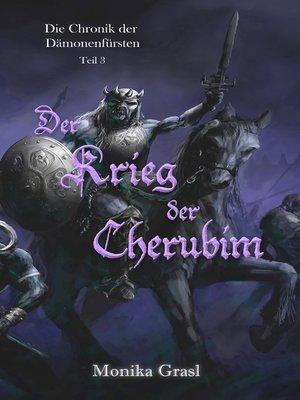cover image of Der Krieg der Cherubim