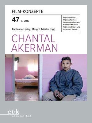 cover image of Film-Konzepte 47