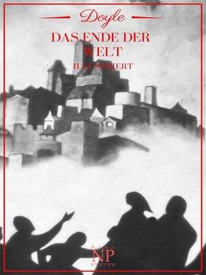 cover image of Das Ende der Welt