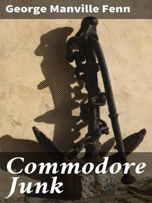 cover image of Commodore Junk