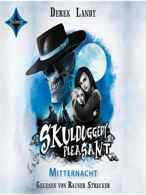 cover image of Skulduggery Pleasant--Mitternacht (Folge 11)