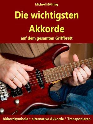 cover image of Die wichtigsten Akkorde