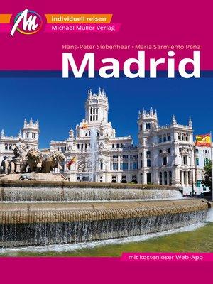 cover image of Madrid MM-City Reiseführer Michael Müller Verlag