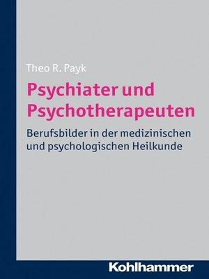 cover image of Psychiater und Psychotherapeuten