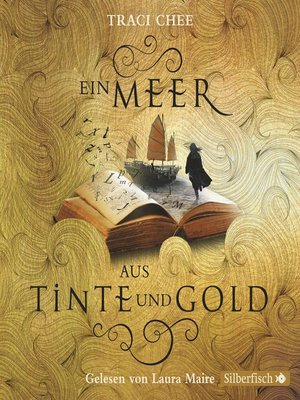 cover image of Ein Meer aus Tinte und Gold