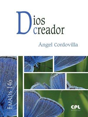 cover image of Dios creador