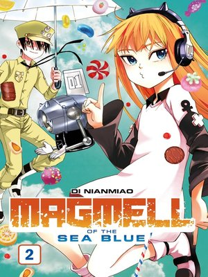 cover image of Magmell of the Sea Blue, Band 2