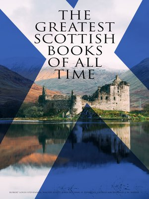 cover image of The Greatest Scottish Books of All time
