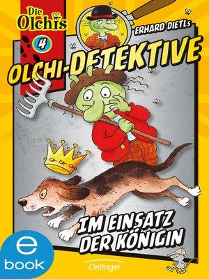 cover image of Im Einsatz der Königin