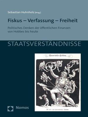 cover image of Fiskus--Verfassung--Freiheit