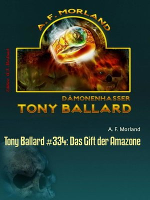 cover image of Tony Ballard #334