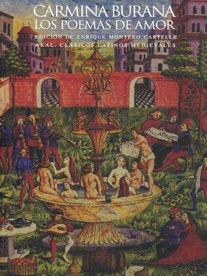 cover image of Carmina Burana