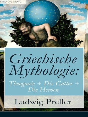 cover image of Griechische Mythologie