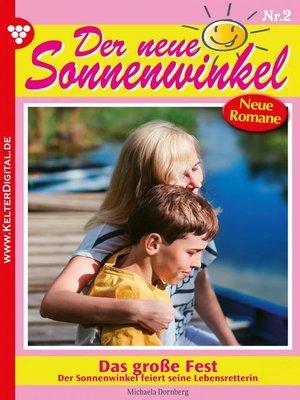 cover image of Der neue Sonnenwinkel 2 – Familienroman