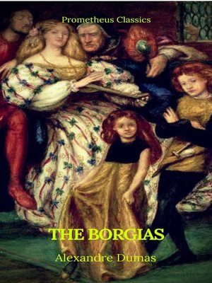 cover image of The Borgias (Prometheus Classics)