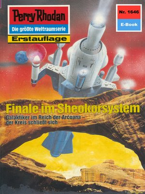 cover image of Perry Rhodan 1646