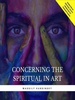 cover image of Concerning the Spiritual In Art