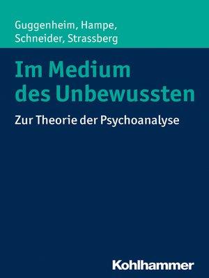 cover image of Im Medium des Unbewussten