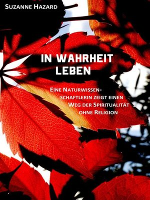 cover image of In Wahrheit leben