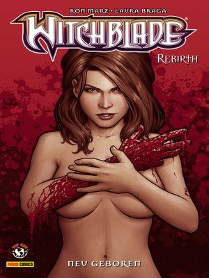 cover image of Witchblade--Rebirth, Band 4--Neu geboren