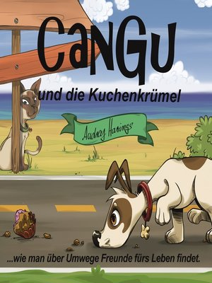 cover image of Cangu und die Kuchenkrümel