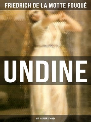 cover image of Undine (Mit Illustrationen)