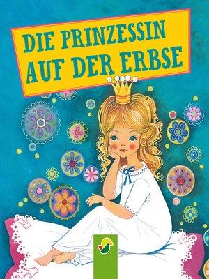 cover image of Die Prinzessin auf der Erbse