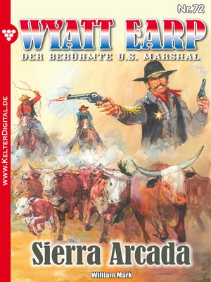 cover image of Wyatt Earp 72 – Western