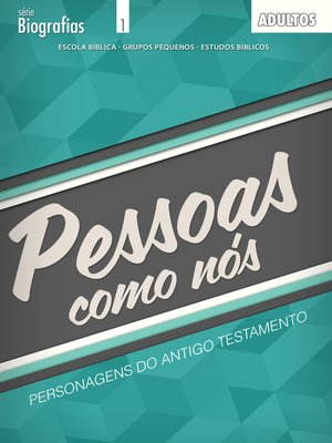 cover image of Pessoas como Nos--Guia