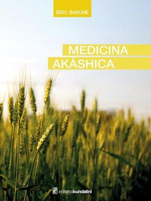 cover image of Medicina akáshica