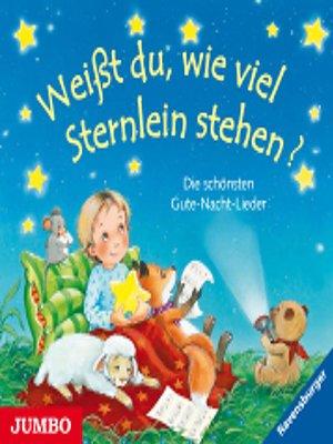 cover image of Weißt du, wie viel Sternlein stehen?