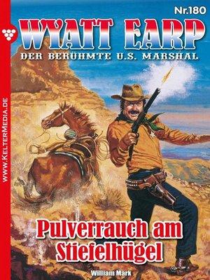 cover image of Wyatt Earp 180 – Western