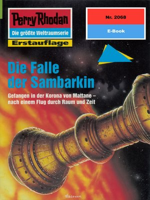 cover image of Perry Rhodan 2068