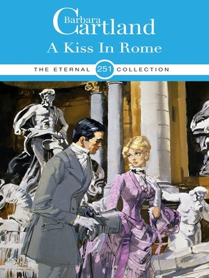 cover image of A Kiss In Rome