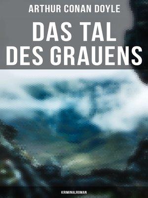 cover image of Das Tal des Grauens