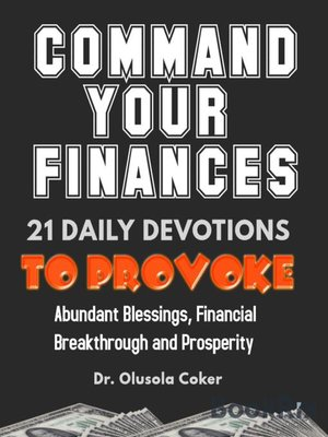 cover image of Command Your Finances