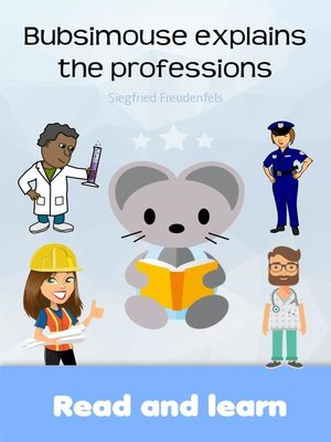 cover image of Bubsimouse explains the professions