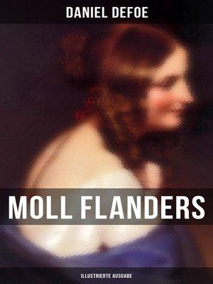 cover image of Moll Flanders (Illustrierte Ausgabe)