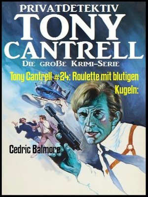 cover image of Tony Cantrell #24