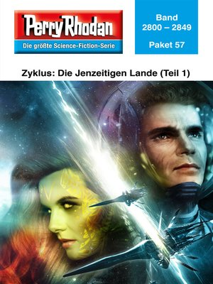 cover image of Perry Rhodan-Paket 57