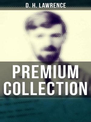 cover image of D. H. Lawrence--Premium Collection