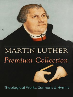 cover image of MARTIN LUTHER Premium Collection